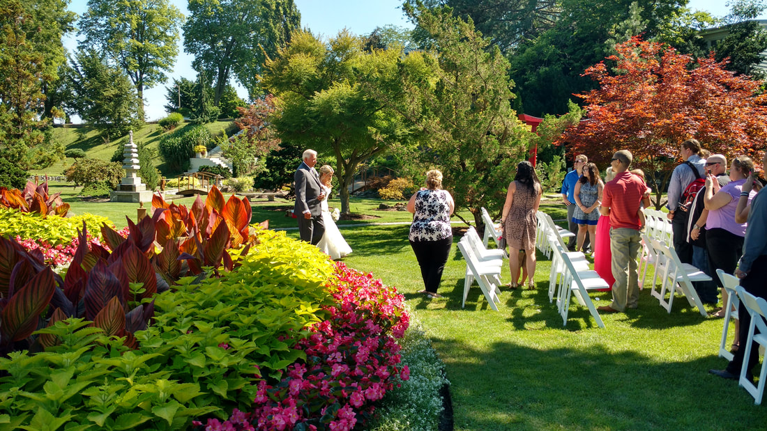Weddings Schedel Arboretum And Gardens
